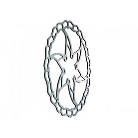 ASHIMA ARO-09 Ai2 Brake Disc 6-Bolt silver